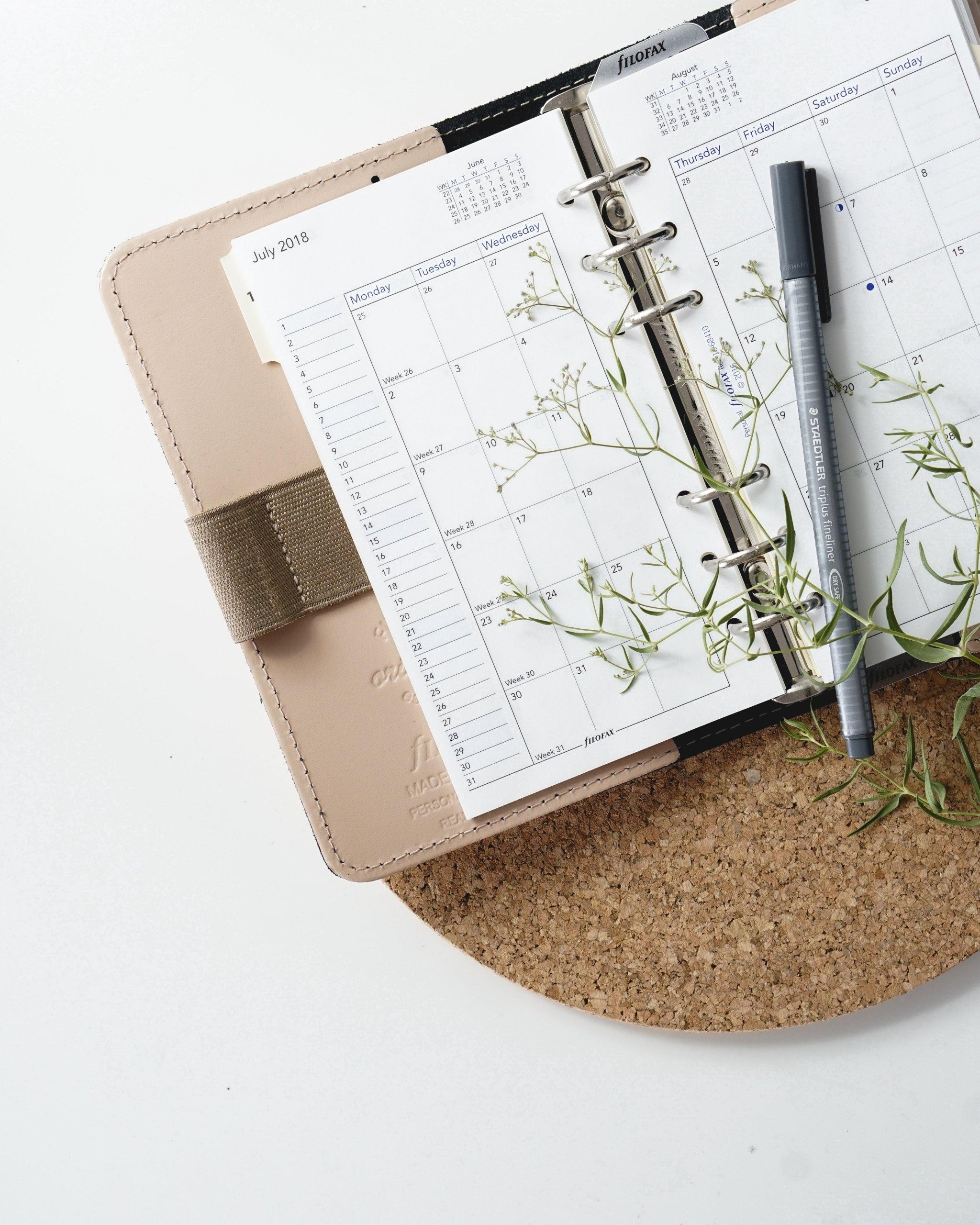 agenda checklist weddingplanner