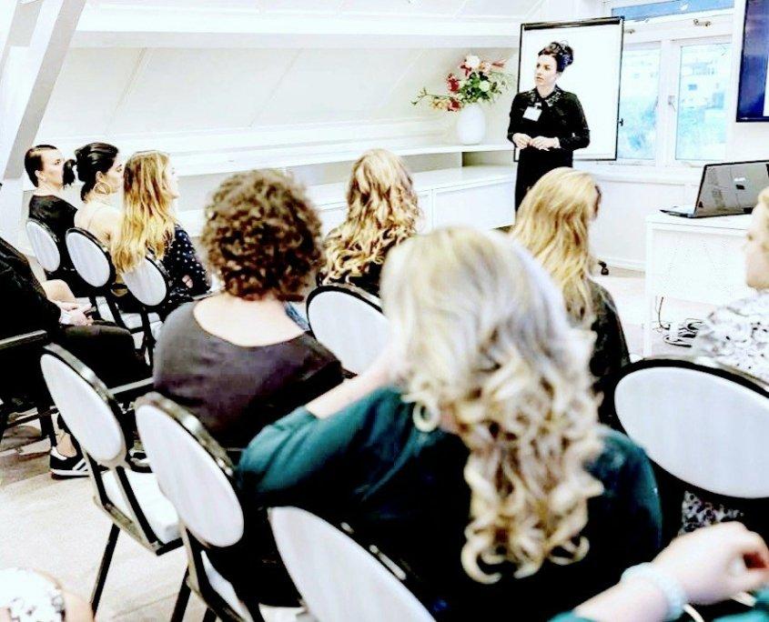 Masterclass Spreken voor weddingplanners