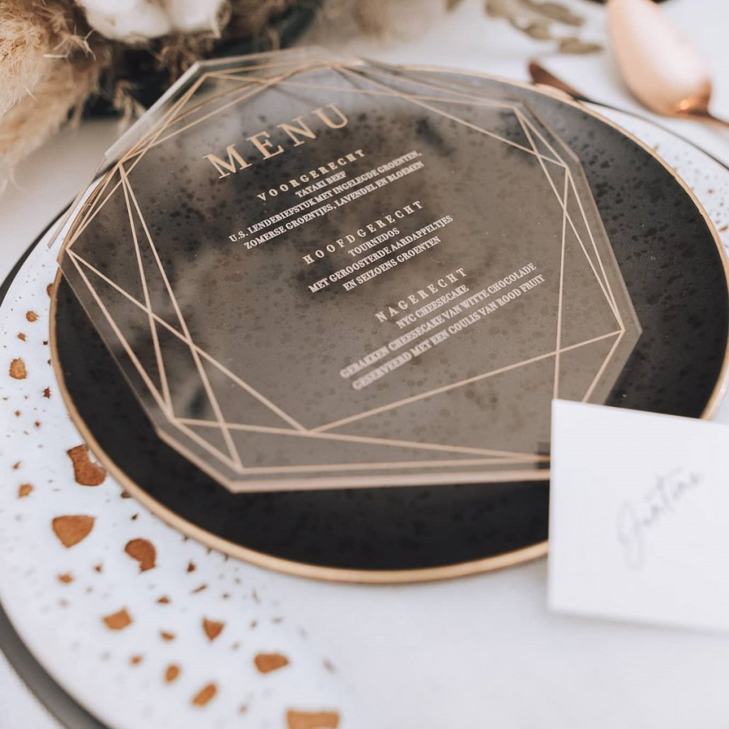 Luxury @home Dinner Wedding